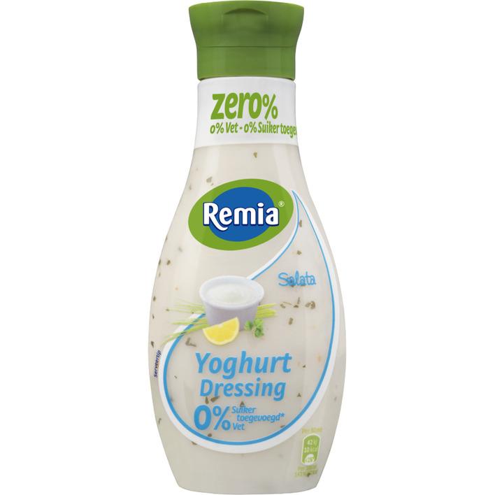 Remia Salata zero%  yoghurt
