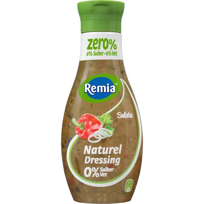 Remia Salata zero%  naturel