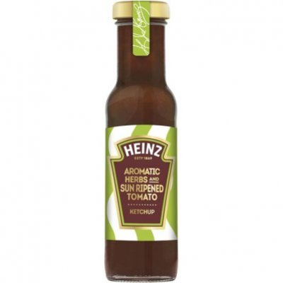Heinz Aromatic herbs sweet plum tomato