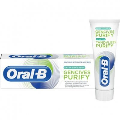 Oral-B Manual pro-sensitive purify extra fresh