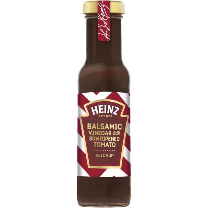 Heinz Balsamic vinegar sun dried tomato