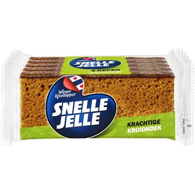 Snelle Jelle Kruidkoek 5-pack