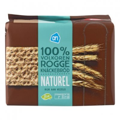 Huismerk Biologisch 100%  Rogge naturel
