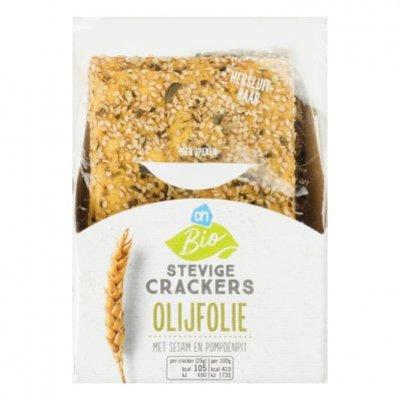 Huismerk Biologisch Cracker olijfolie