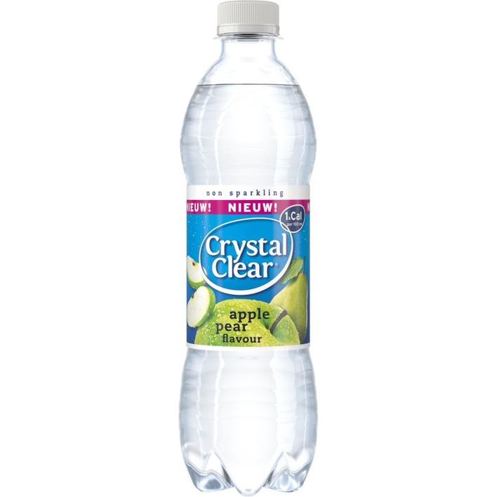 Crystal Clear Appel peer
