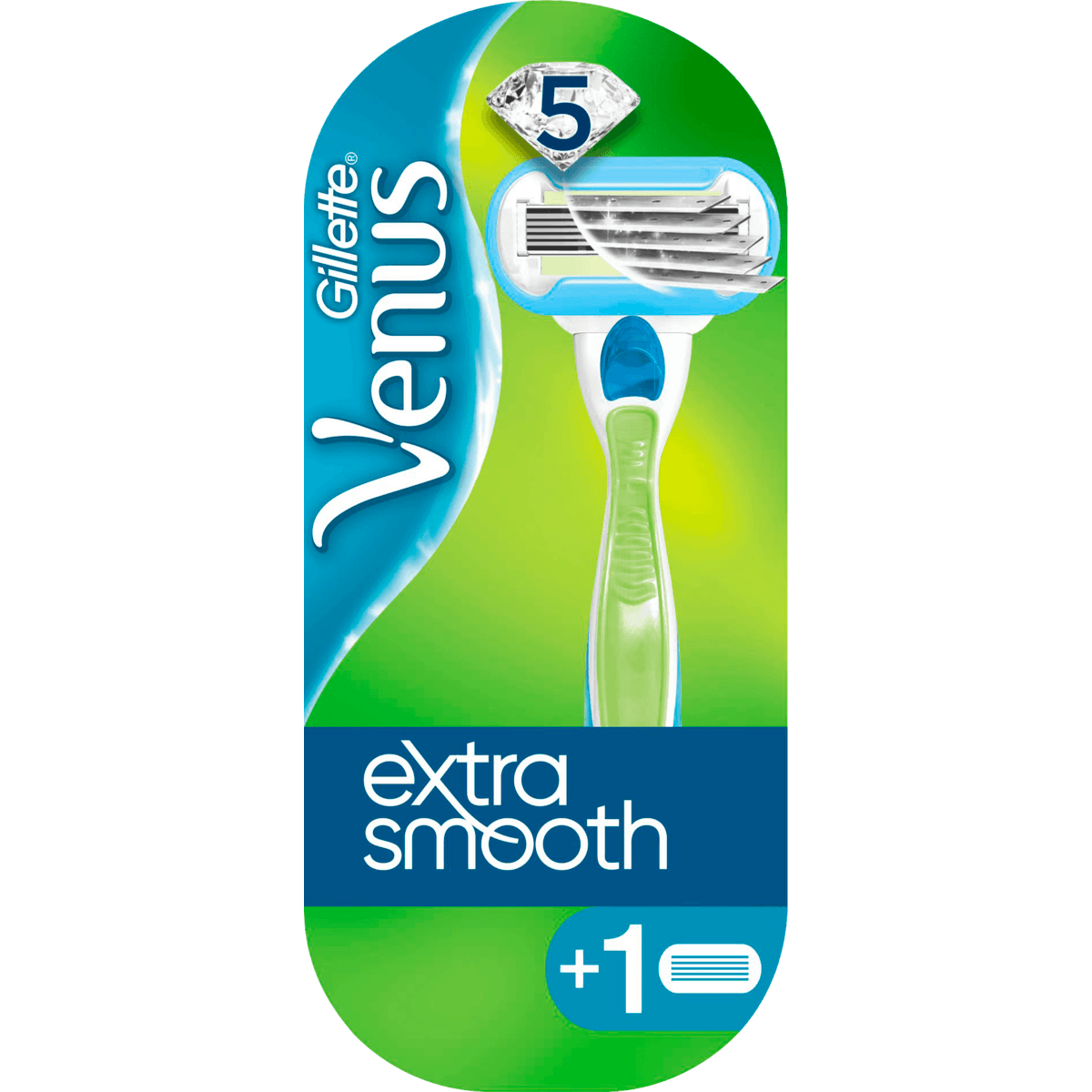 Gillette Venus scheersysteem extra smooth frr
