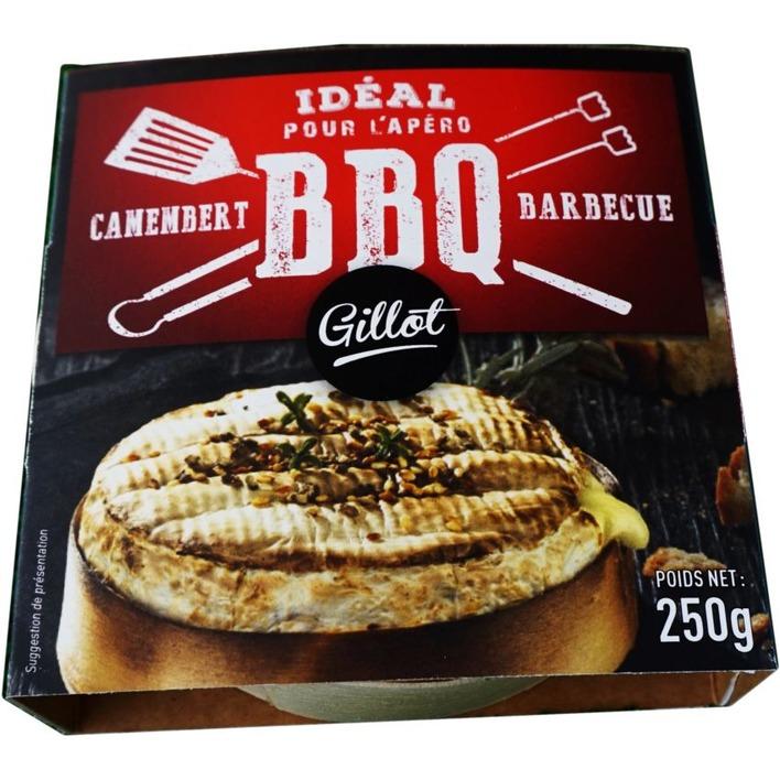 Gillot BBQ camembert