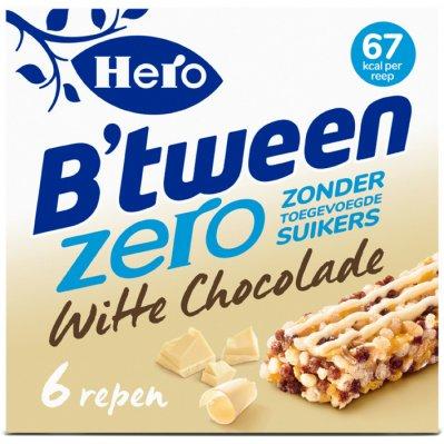 Hero B'tween granenreep witte chocolade