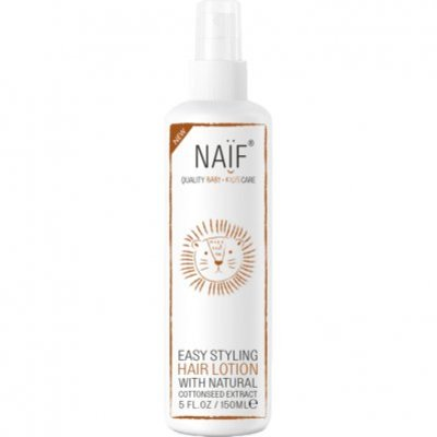 Naïf  Baby care taming hair lotion