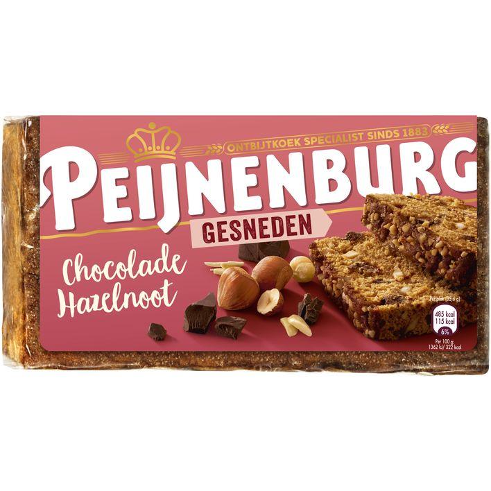 Peijnenburg Gesneden noten chocolade