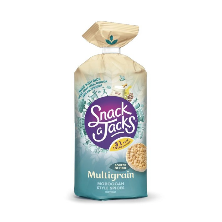 Snack a Jacks Moroccan spices