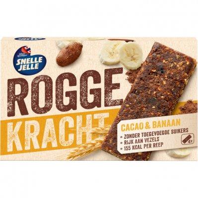 Snelle Jelle Roggekracht cacao & banaan