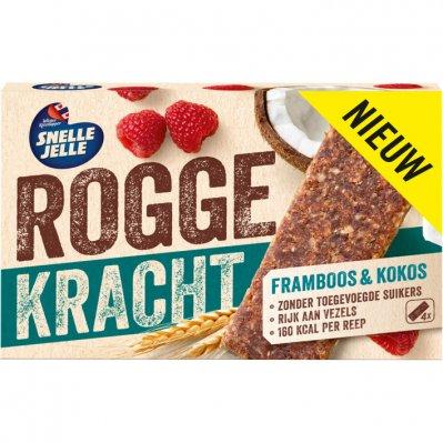 Snelle Jelle Roggekracht framboos & kokos