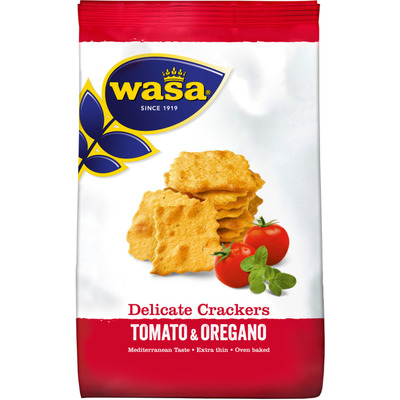 Wasa Del cracker tomato