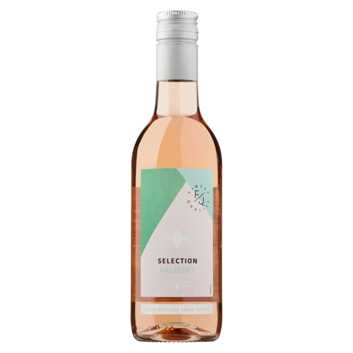 Selection Halfzoet Rosé Wijn