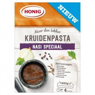 Honig  kruidenpasta nasi speciaal