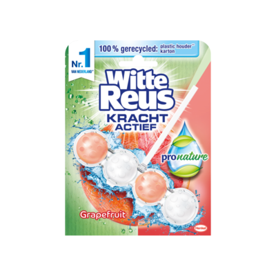 Witte Reus Pro Nature Grapefruit