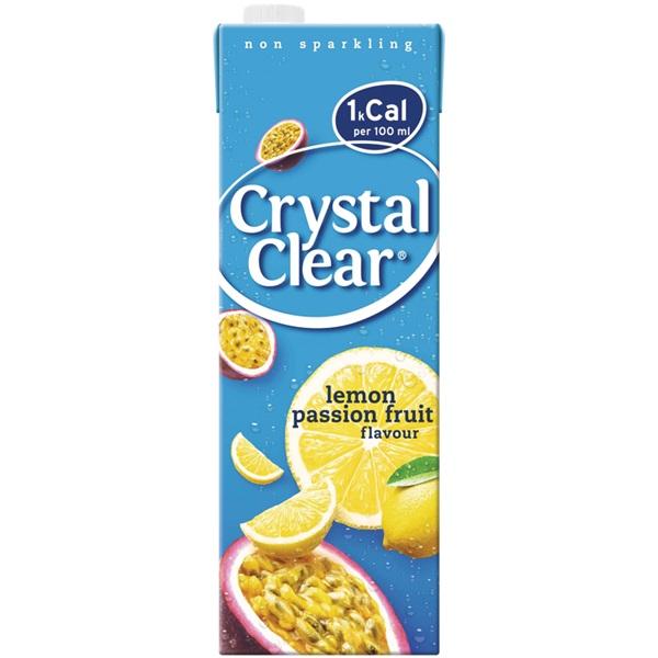 Crystal Clear citroen passievrucht