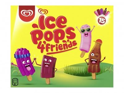Ola Ice pops 4 friends