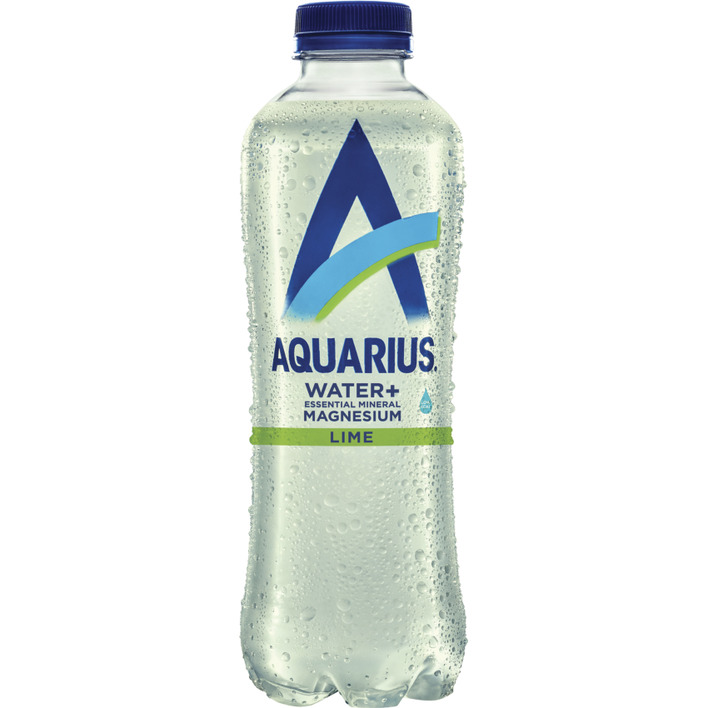 Aquarius Water+ magnesium lime
