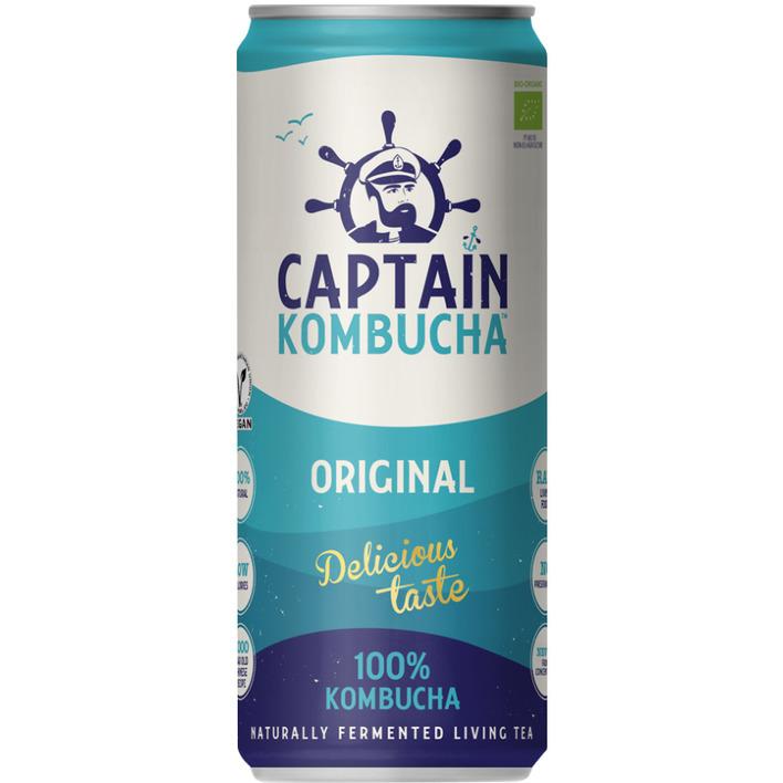 Captain Kombucha Original