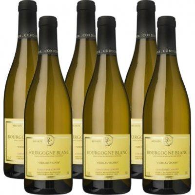 Christophe Cordier Bourgogne vieilles vignes doos