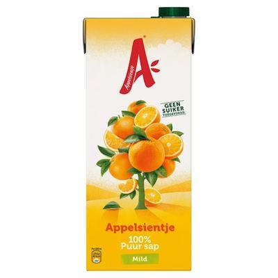 Appelsientje sinaasappelsap mild 1.5 liter
