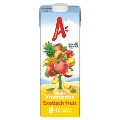 Appelsientje multi vitamientje exotisch fruit 1 liter