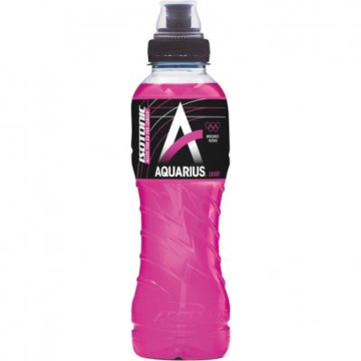 Aquarius isotonic cherry