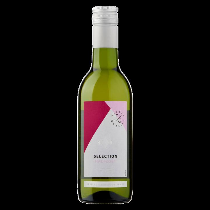 Selection Halfzoet Witte Wijn