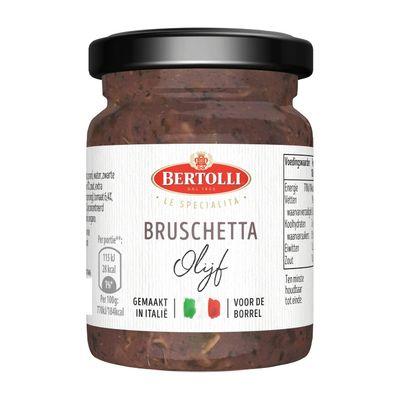 Bertolli Bruschetta Tapenade Olijf