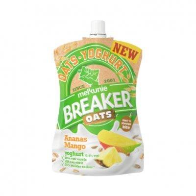 Melkunie Breaker oats ananas mango