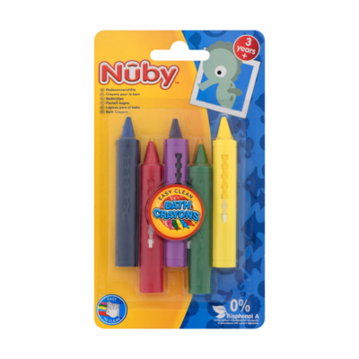 Nûby Badkrijtjes 3+ Years