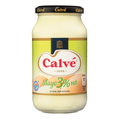 Calvé Saus Mayonaise Extra Light