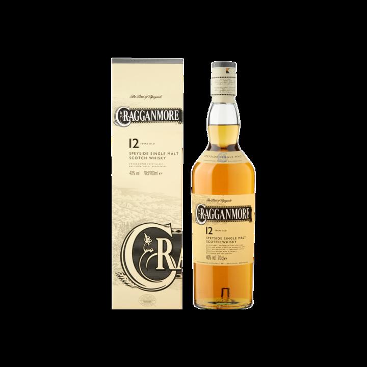 Cragganmore Speyside Single Malt Scotch Whisky