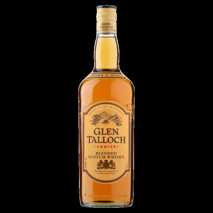 Glen Talloch Choice Blended Scotch Whisky