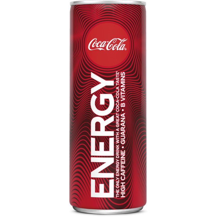 Coca-Cola Energy regular