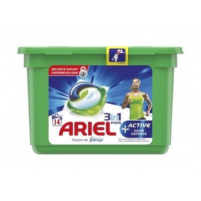 Ariel 3 in 1 pods active