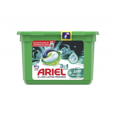Ariel 3 in 1 pods+unstoppables