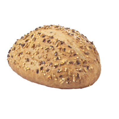 Huismerk Schnittbroodje licht meerzaden