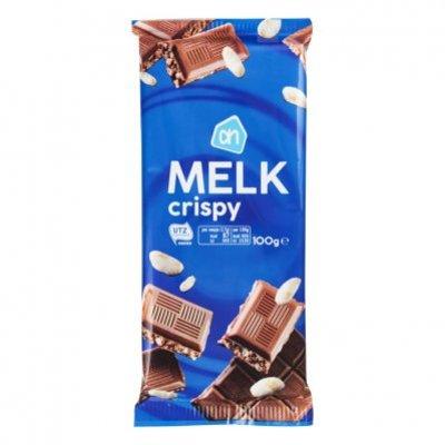 Huismerk Melk crispy