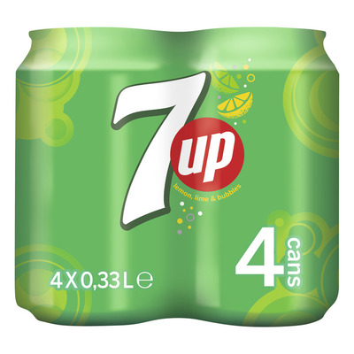 Seven Up Regular