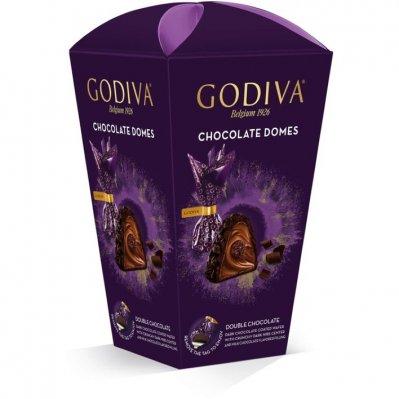 Godiva Domes double chocolate