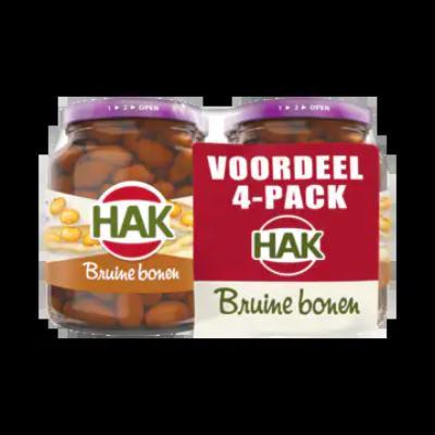 Hak Bruine Bonen Voordeelverpakking