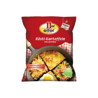 11er Elfer Rösti - Aardappelen Fijn Gesneden