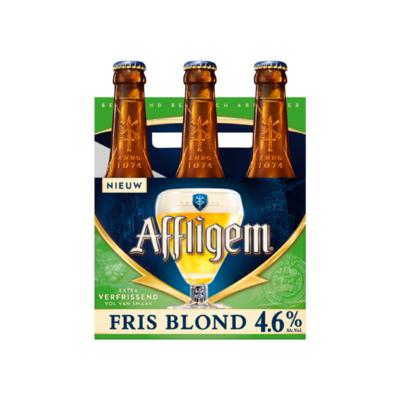 Affligem Fris Blond Bier Fles