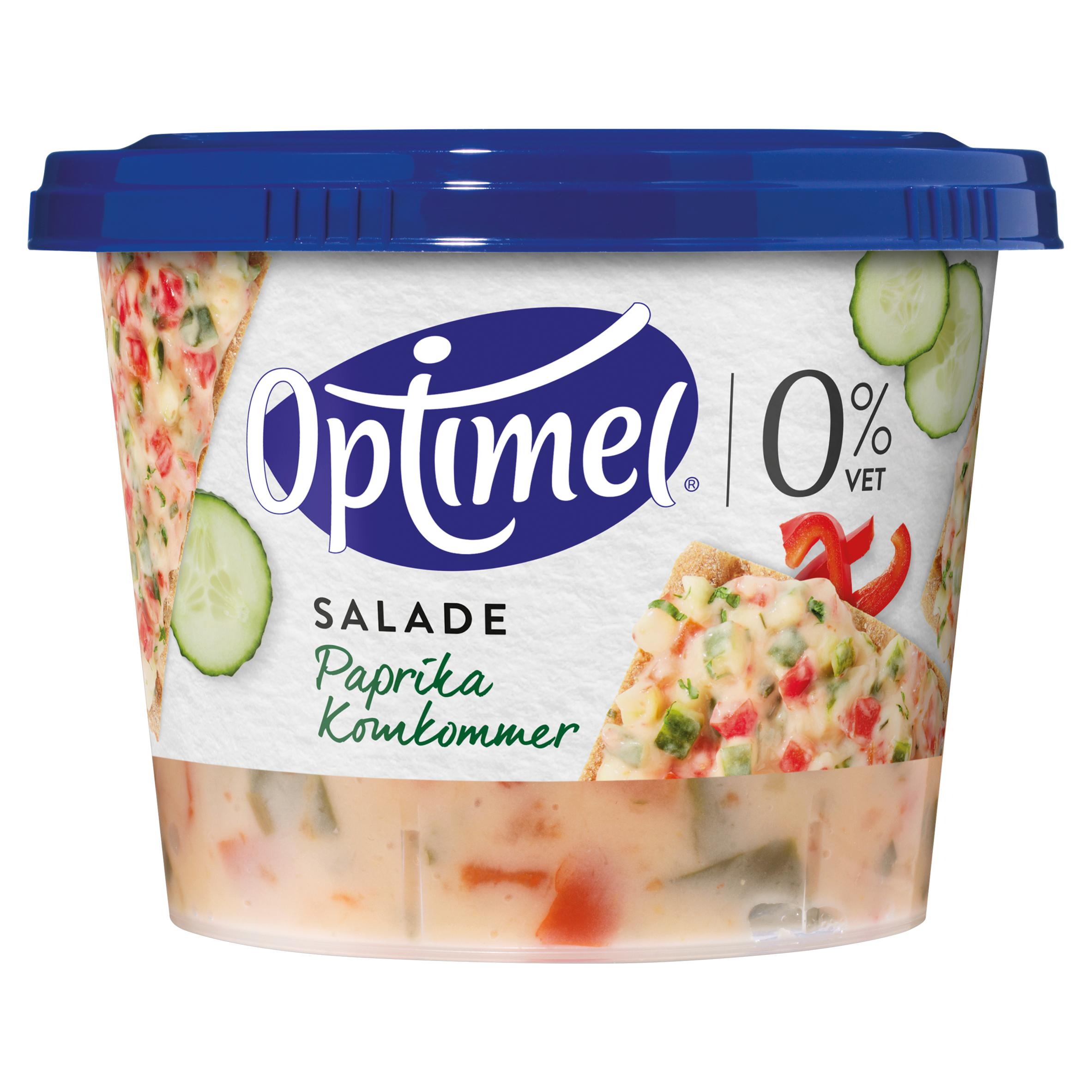 Optimel Salade Paprika Komkommer 175 g