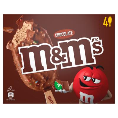 M&M's® Choco IJs 4 Stuks
