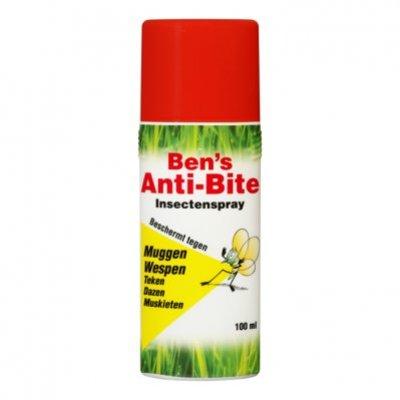 Anti Bite Insectenspray 30% deet