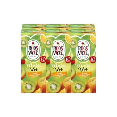 Roosvicee Multivit Kiwi Sinaasappel